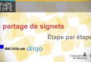 Vidéo : Partage des signets, étape par étape (Le)